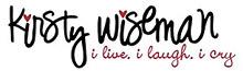 Kirsty Wiseman Blog