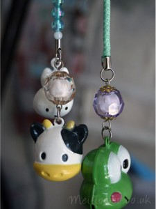 Novelty animal Bells