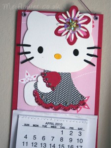 Hello Kitty Calender