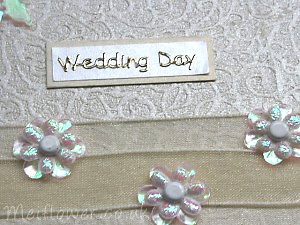 D.I.Y Wedding Invitation