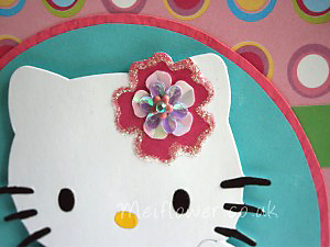 Bigz Die Aloha Hello Kitty