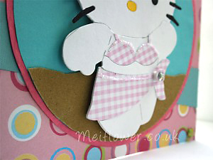 Bigz Sizzix Die Hello Kitty