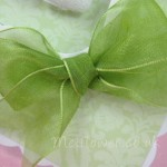 Organza ribbon can be used for birthday cards, wedding invites, wedding stationery, Christmas cards, mothers day cards